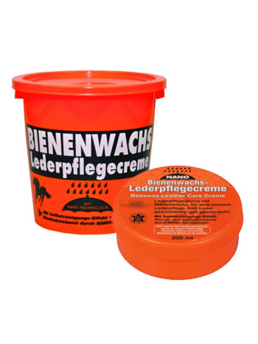 Crema per cuoio con cera d 39 api bienenwachs pharmaka - Cera d api per legno esterno ...