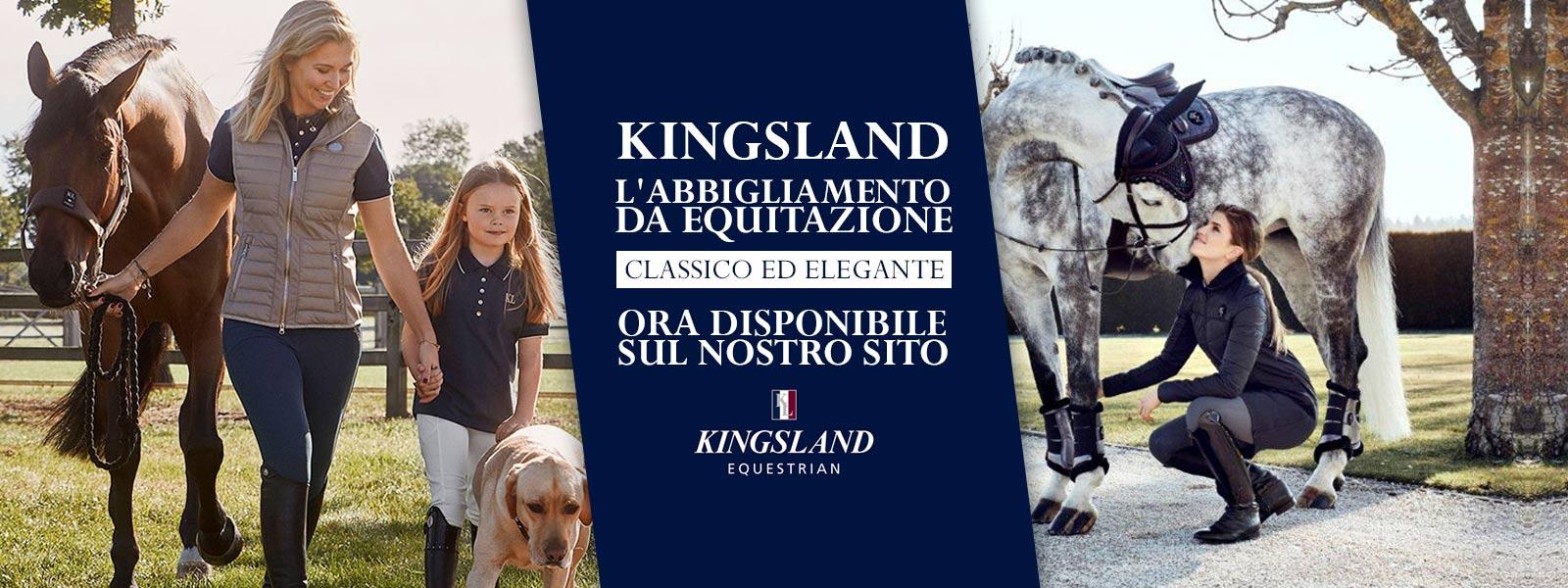 KINGSLAND SOSPESA