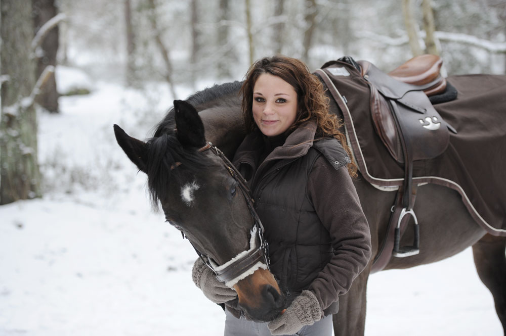 new arrival 47027 bf07e Abbigliamento invernale per andare a cavallo