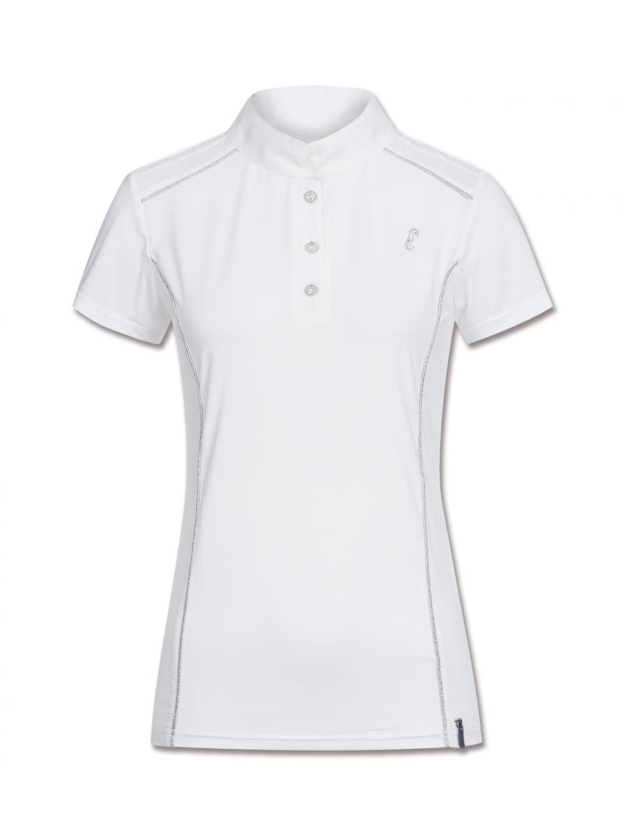 ELT Cindy Competition Shirt White