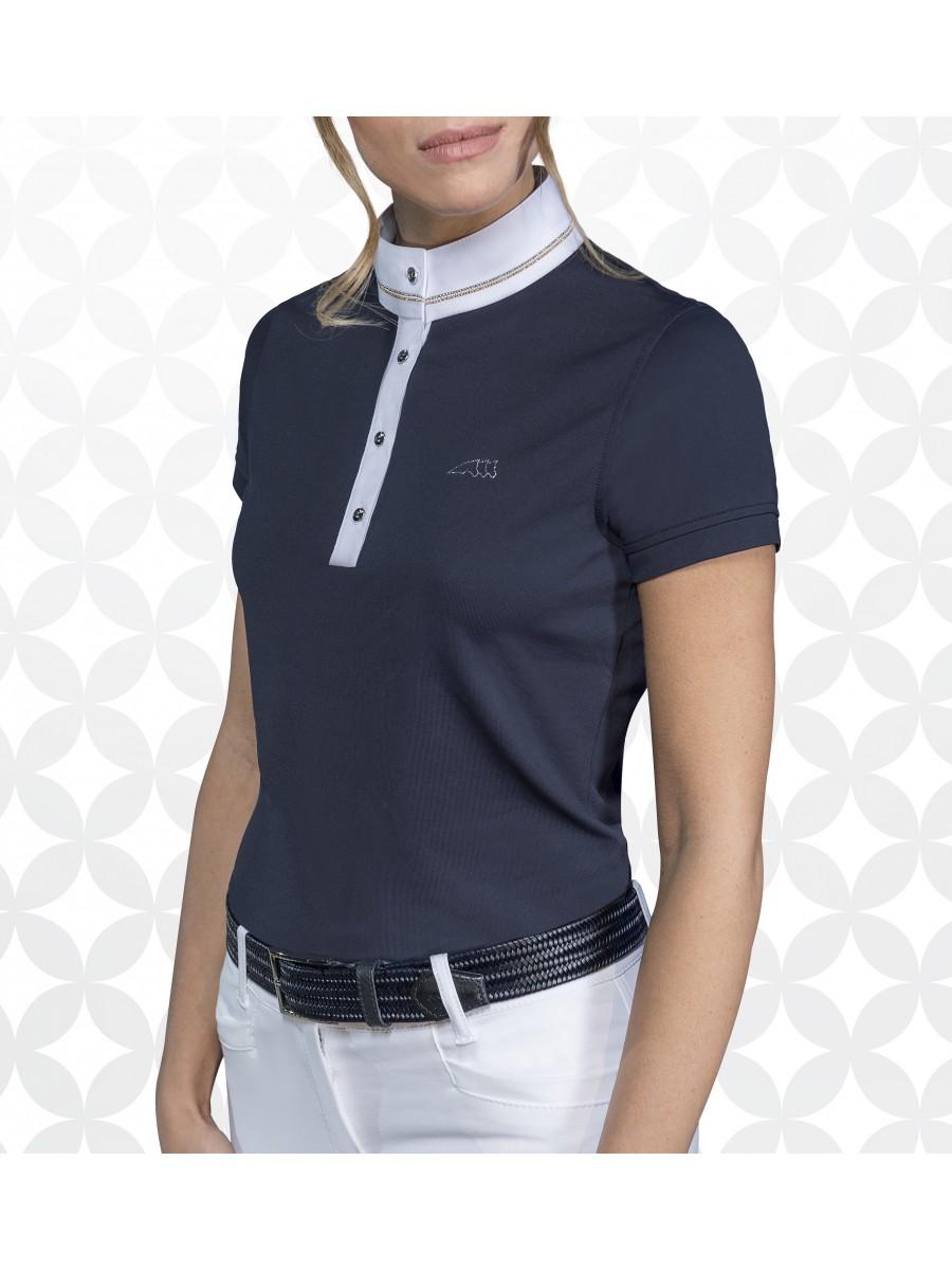 150dcf1ca3 Polo Competizione Donna Greta EQUILINE