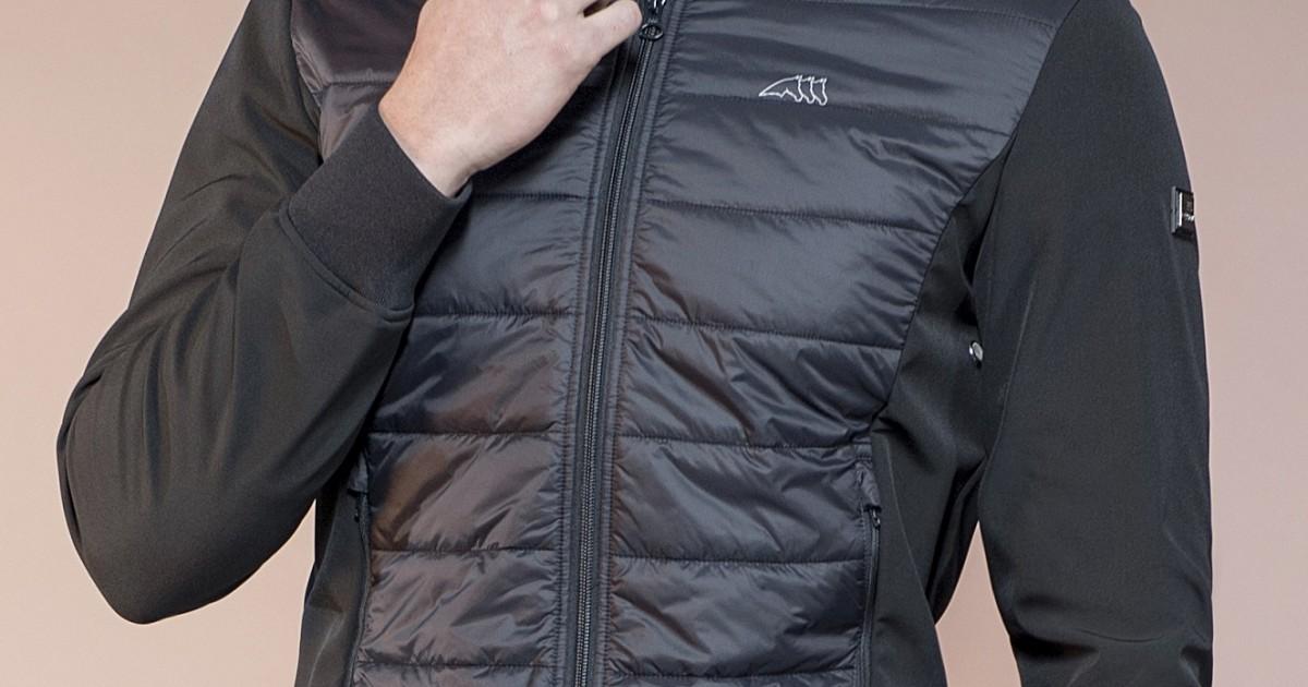 Man Softshell Jacket Pegaso EQUILINE