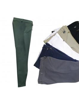 Pantaloni Donna Cotone con Velcro WINNER