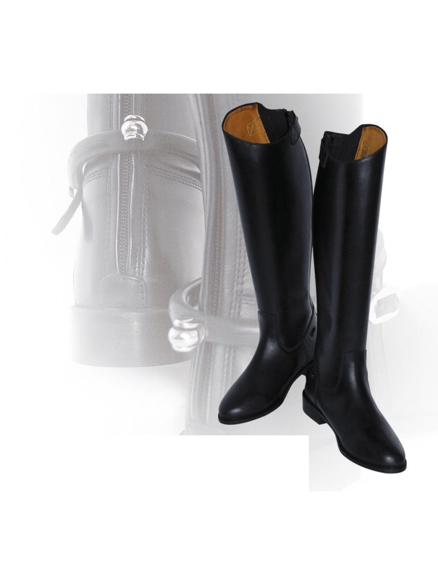 Stivali da equitazione lisci da bambino Brogini 0209a7e0bf4