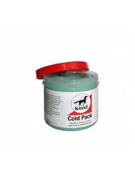 Gel rinfrescante Cold Pack 500 ml Leovet