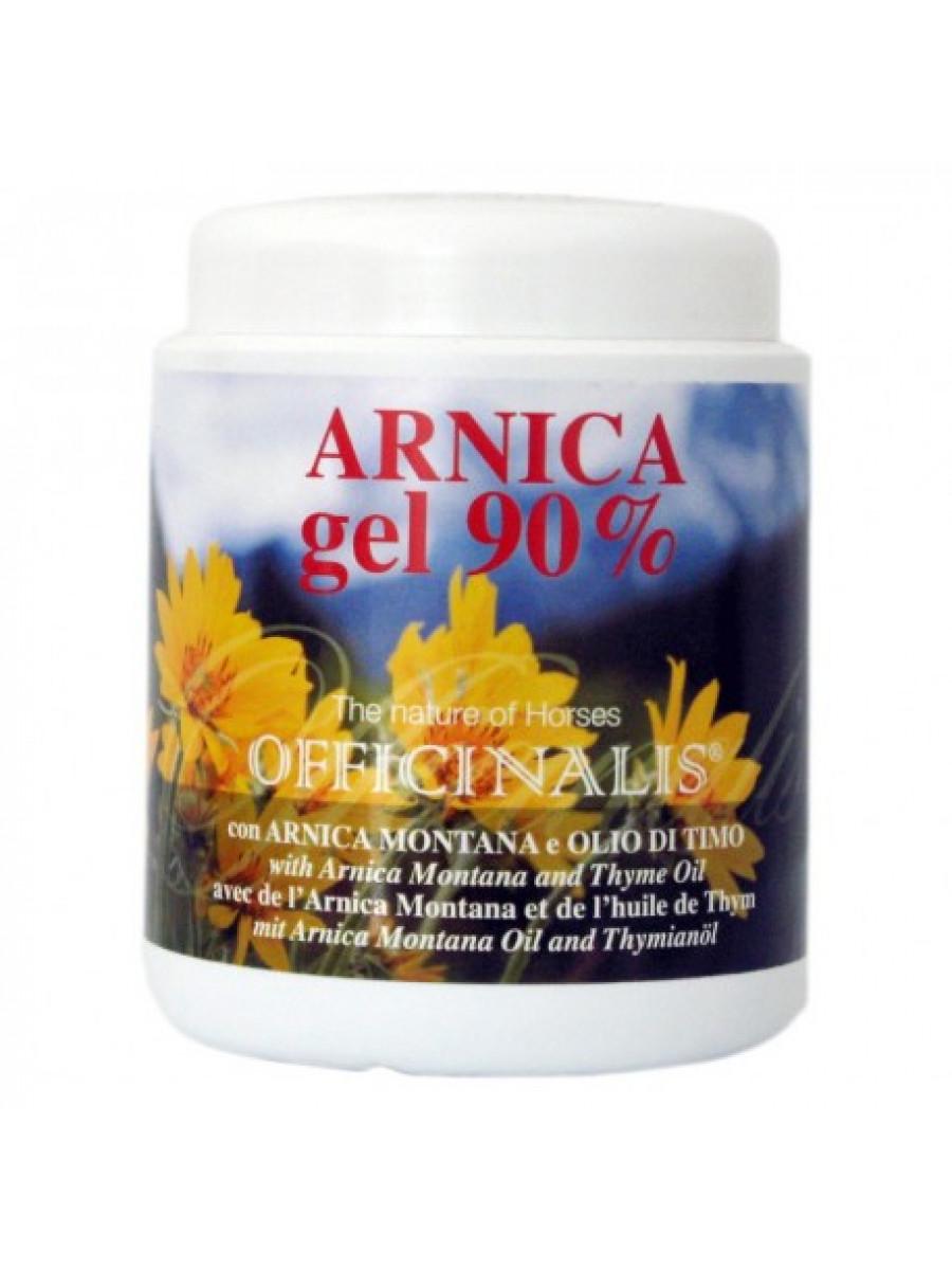 officinalis arnica gel 90%25  Cavallo : Arnica Gel 90% 1kg OFFICINALIS