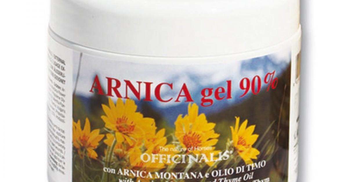 officinalis arnica gel 90%25  Arnica Gel 90% 500g OFFICINALIS