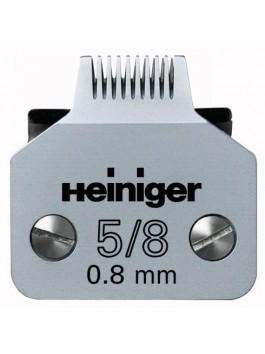 Lame Ricambio 5/8  - 0,8mm Saphir HEINIGER
