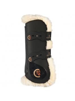 Paratendini Sheepskin Tendon Boots Elastic KENTUCKY